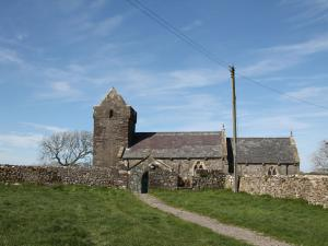 Llandewi Church