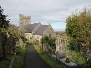 Llanrhidian Church