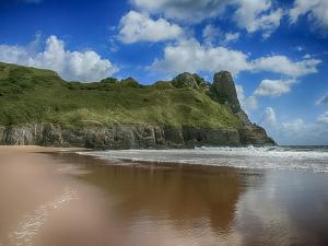 Gower Beaches : Tor Bay