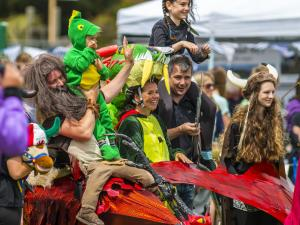 The Gower : Pennard Carnival