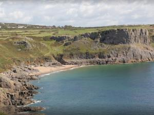 Gower Beaches : Fall Bay