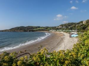 Gower Beaches : Langland Bay