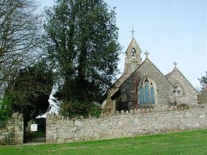 Penmaen Church