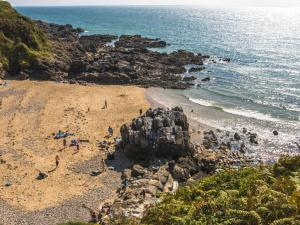 Gower Beaches : Rotherslade