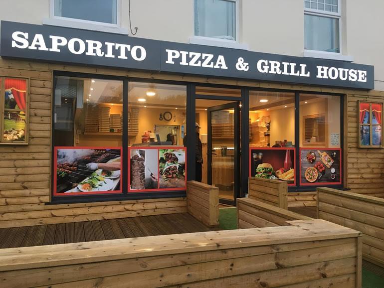 Saporito Pizza & Grill House