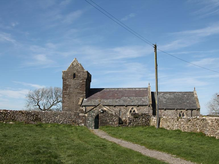 Llandewi Church