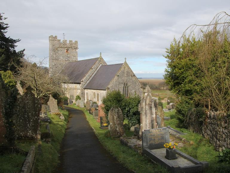 Llanrhidian Church