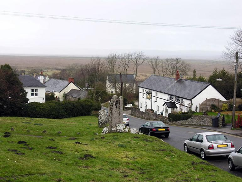 The Gower : Llanrhidian