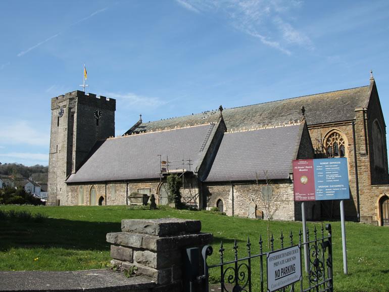 Oystermouth Church