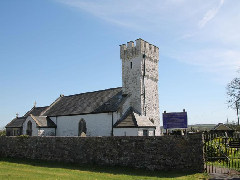 Pennard Church