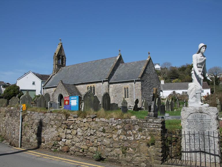 Port Eynon Church