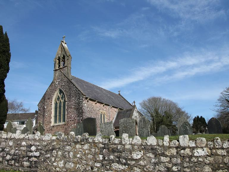 Reynoldston Church