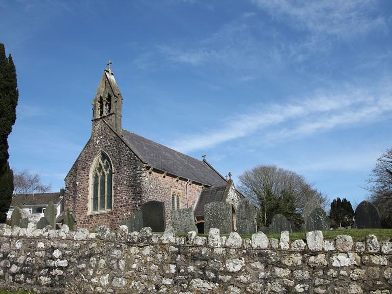 Reynoldston Church