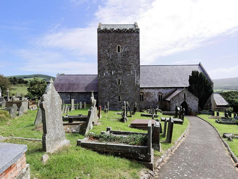 Llangennith Church