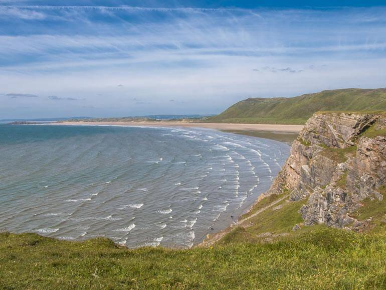 The Gower : Rhossili